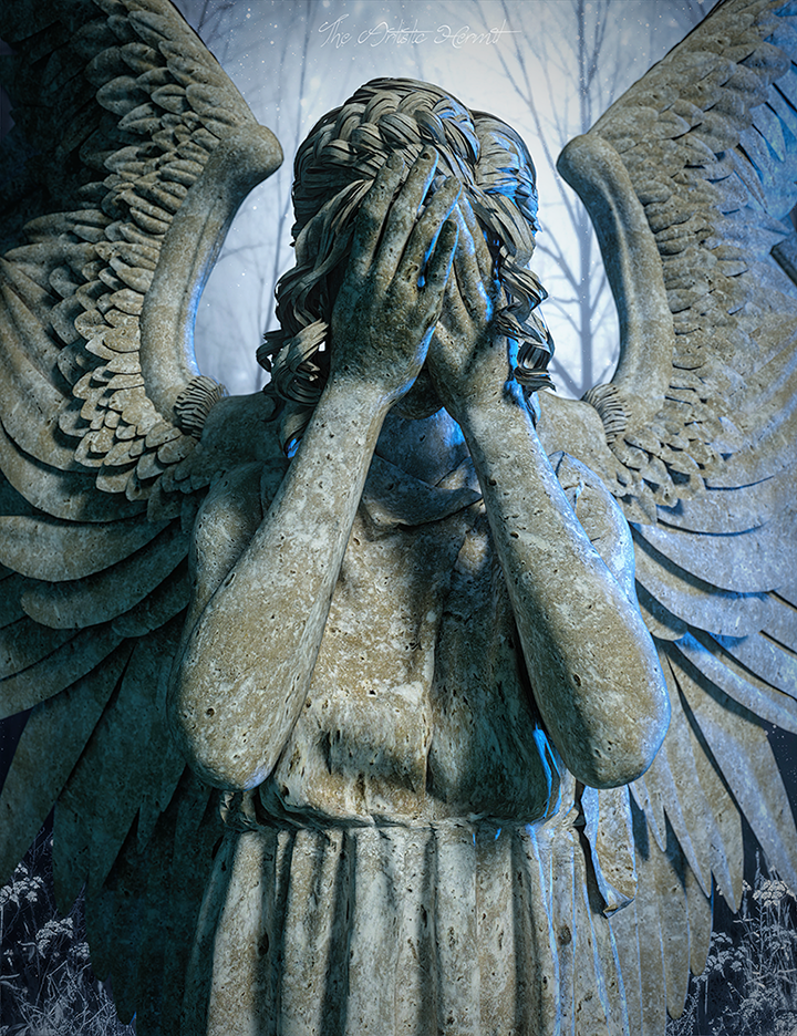 Dont Blink by the Artistic Hermit