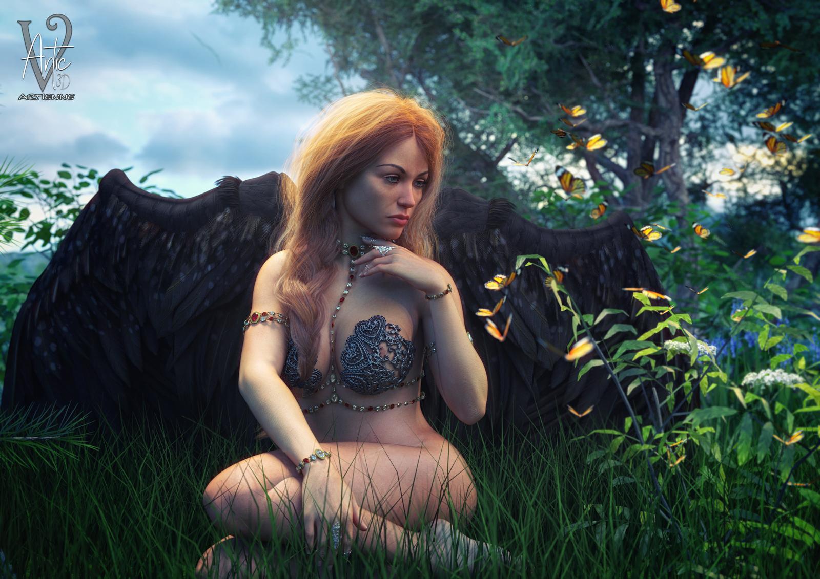 FalconsrebirthbyArtienne